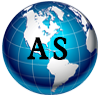 A. S. ENTERPRISES Logo